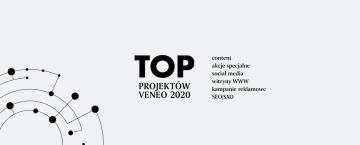 Pora na podsumowanie roku, czyli najlepsze kampanie marketingowe 2020 zrealizowane w Veneo