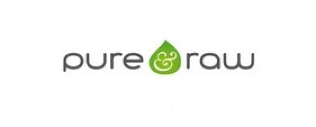 Corporate Identity dla Pure&Raw