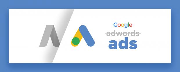 Żegnaj Google AdWords. WitajGoogleAds!