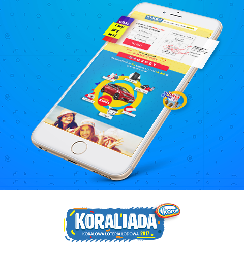 Koraliada - Loteria