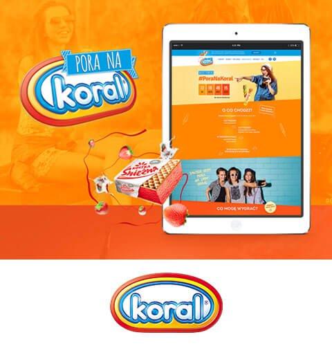 Pora na Koral - konkurs konsumencki