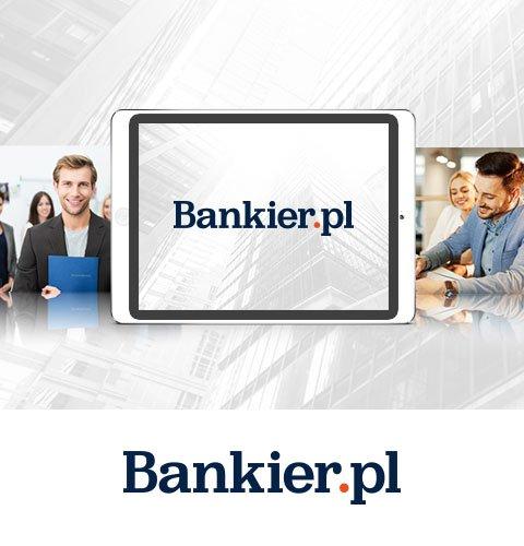 Bankier - visual identification system, website