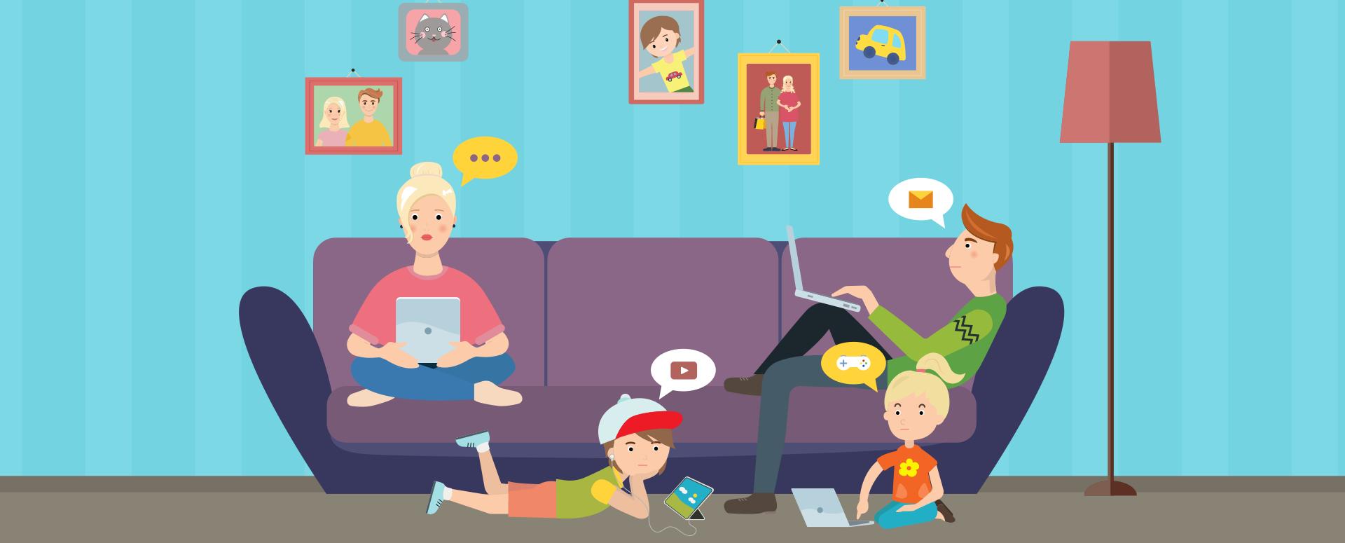 Rodzice w social mediach, jak nakłonić ich do zakupu produktów