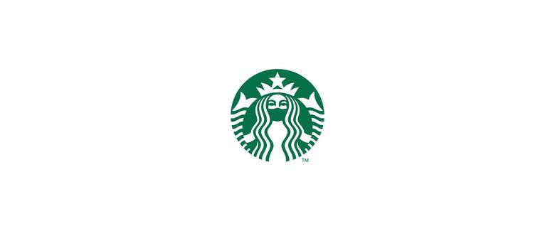 Fanowski projekt logo Starbucks