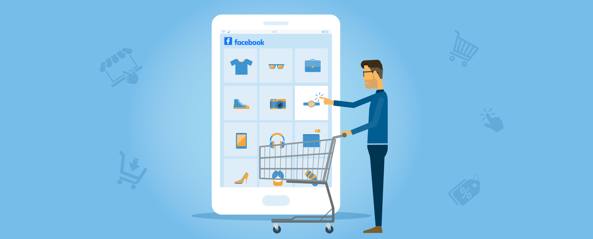 Facebook testuje nowe narzędzie dla firm szukających prostych i wygodnych rozwiązań e-commerce!
