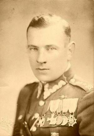 Henryk Reyman /  Fot. bohaterowie1939.pl