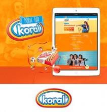 Pora na Koral - consumer contest