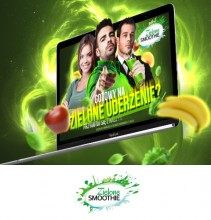 Zielone Smoothie - wprowadzenie produktu