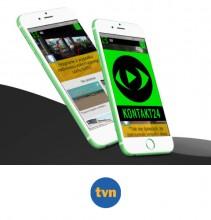 Kontakt 24 - Projekt komunikacji marketingowej