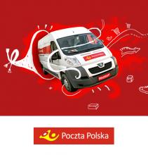 Kampania promująca usługi Poczty Polskiej