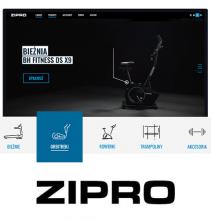 ZIPRO – internetowy katalog ze sprzętem sportowym