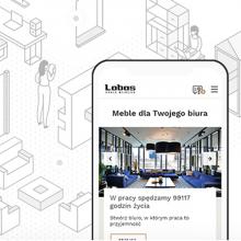Lobos Meble – serwis WWW i e-sklep