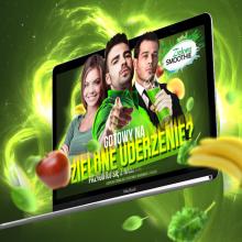 Zielone Smoothie – launch produktu