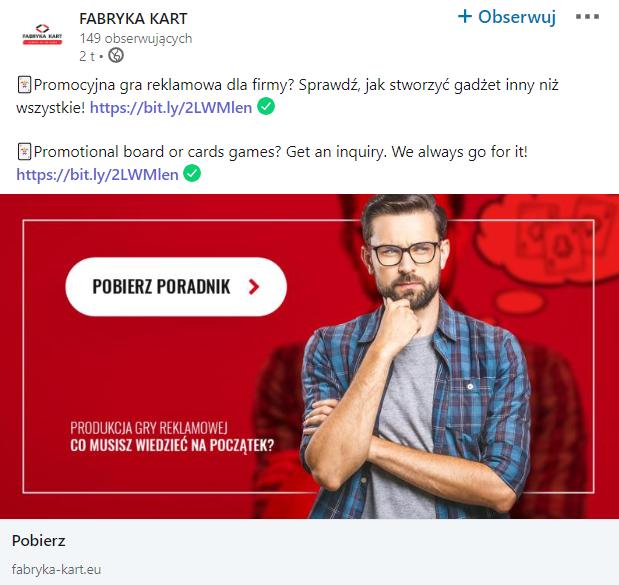 FABRYKA KART - poradnik na temat produkcji gier reklamowych