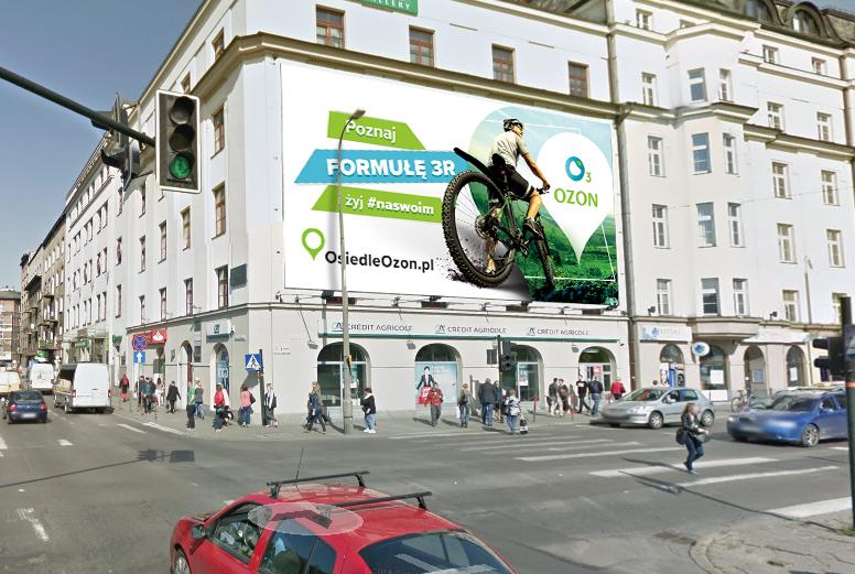 Billboard - Poznaj Formułę 3R i żyj #naswoim